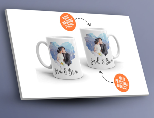 Wedding Mug Design