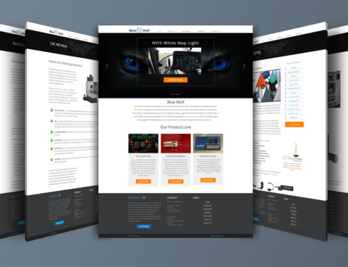 Website: Informational Wix Design