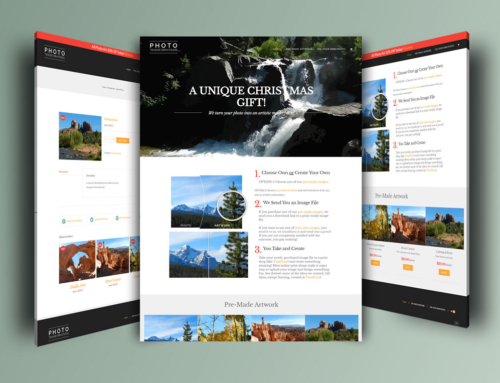 Website: Ecommerce WordPress