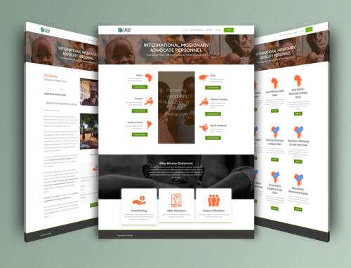 Website: Informational WordPress