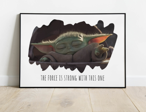 Posters: Baby Yoda