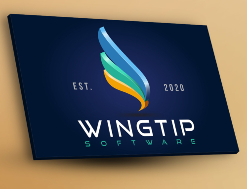 Logo: WingTip Design