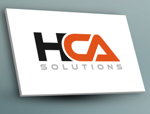 Logo: HCA Design